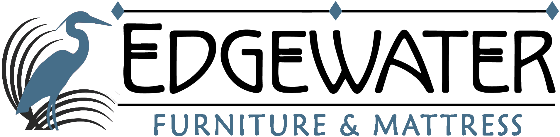 Edgewater Home Furnishings Logo